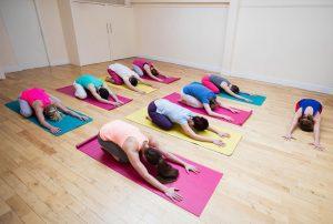 Yoga in Nadorst
