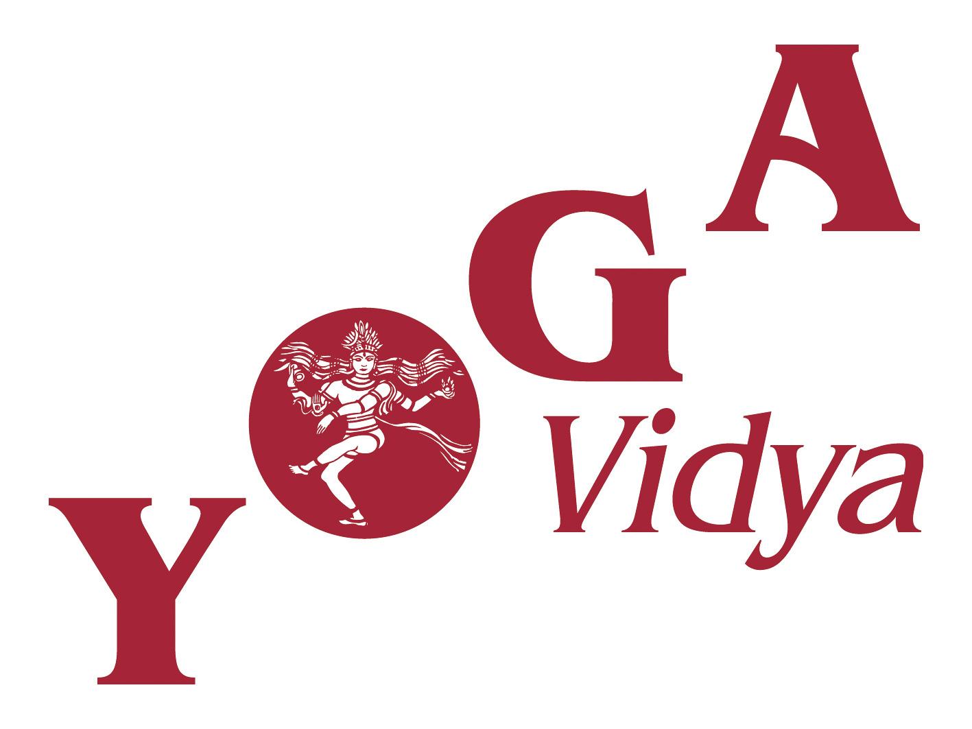 Logo Yoga Vidya Bad Meinberg